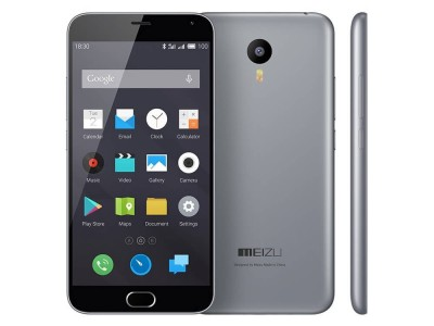 Meizu M3s 16Gb Black